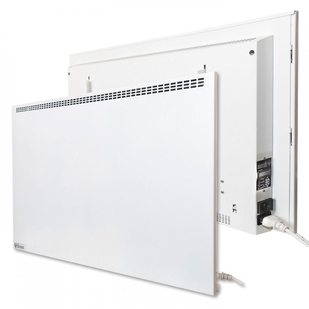 Конвектори металеві з термостатом (електропанелі) Stinex™