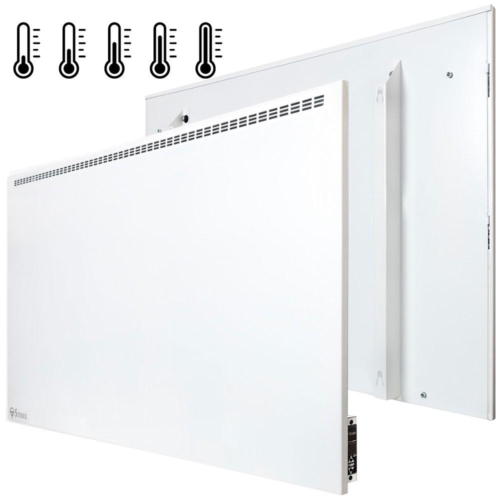 Обогреватели панельные металлические (инфракрасные) с терморегулятором Stinex™