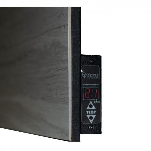 купити обігрівач керамічний з термостатом Ceramic 500/220-T(2L) gray