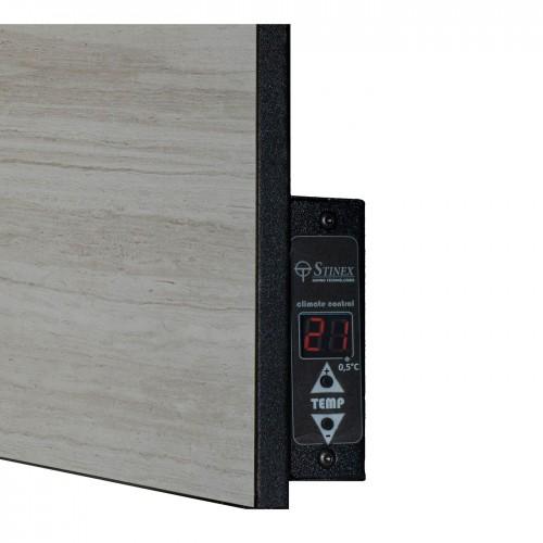 купить обогреватель керамический с термостатом Ceramic 500/220-T(2L) biege