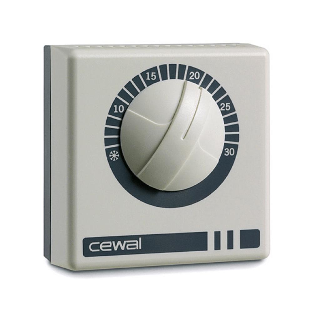 Терморегулятор механічний Cewal RQ01