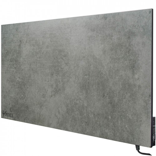 купить обогреватель керамический с термостатом Ceramic 500/220-T(2L) gray