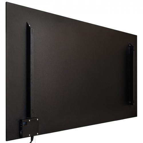 купити обігрівач керамічний з термостатом Ceramic 700/220-T(2L) black