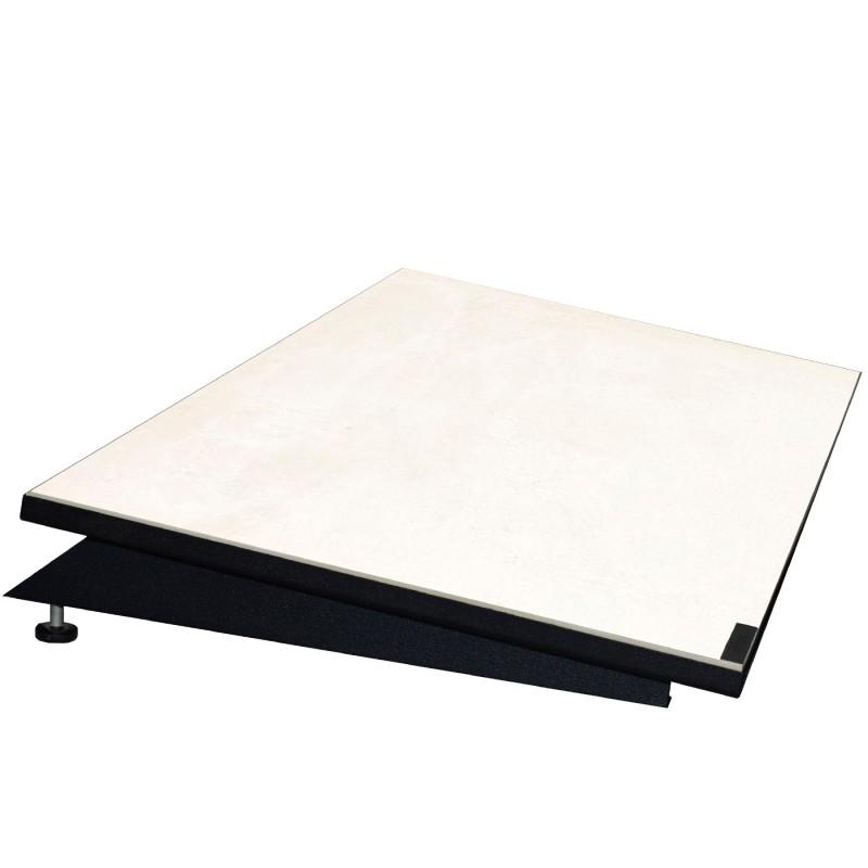Обогреватель керамический напольный Ceramic 50-250/220(IF) white
