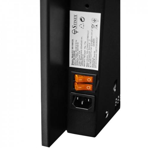 купити PLC 700-1400/220 black