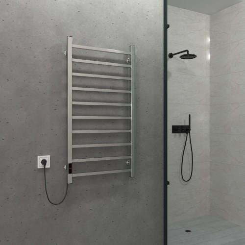купить электрический полотенцесушитель Forest П10 500х1000 Э левое подключение