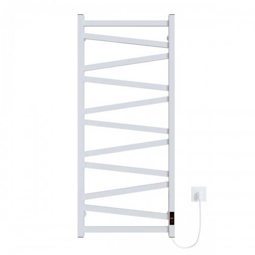 купить электрический полотенцесушитель Alpha П11 500х1200 Э правое подключение (белый)