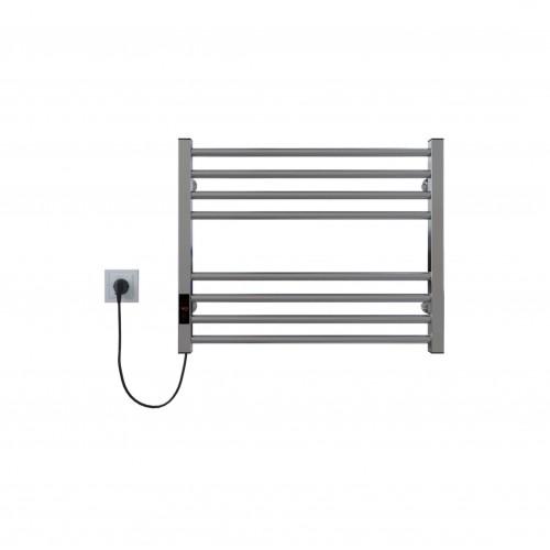 купить электрический полотенцесушитель Lima П8 600х500 Э левое подключение