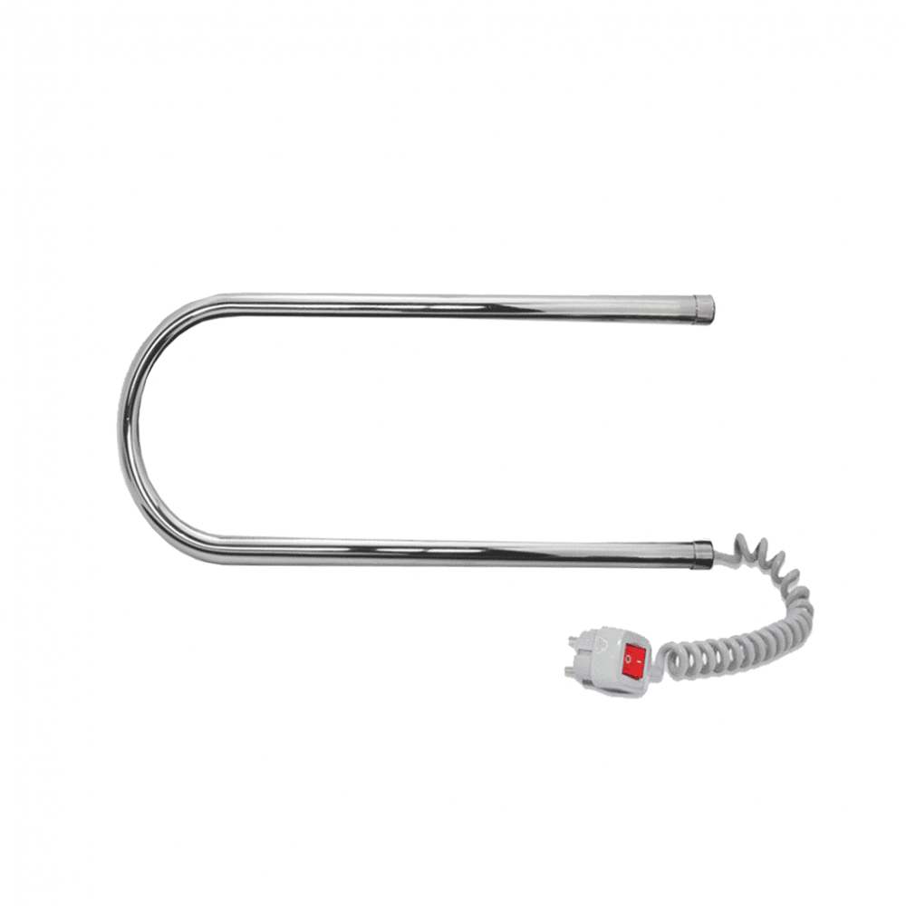 Рушникосушка електрична Змійка 500/170 Е праве підключення