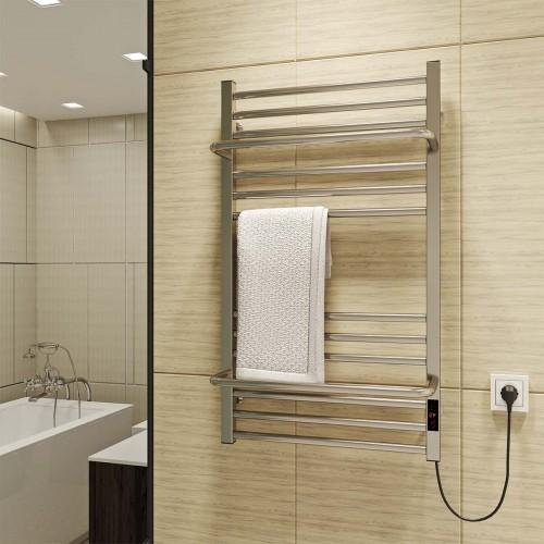 купить электрический полотенцесушитель Sigma 500х900 Э правое подключение