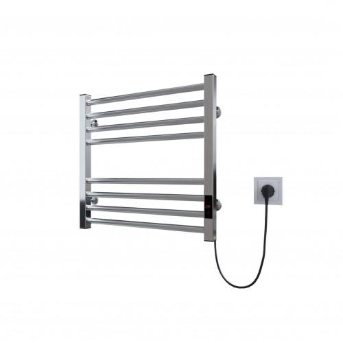 купить электрический полотенцесушитель Lima П8 500х500 Э правое подключение