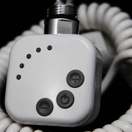 купить электрический полотенцесушитель ТЭН Deffi 600 Вт белый