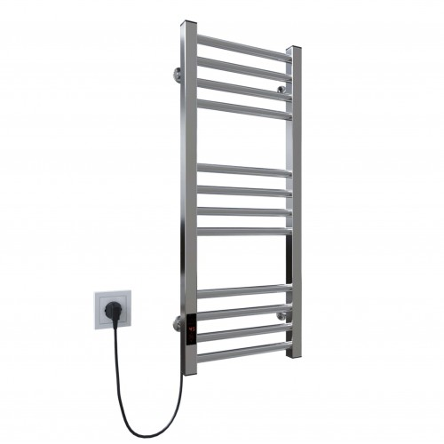 купить электрический полотенцесушитель Lima П12 300х800 Э левое подключение