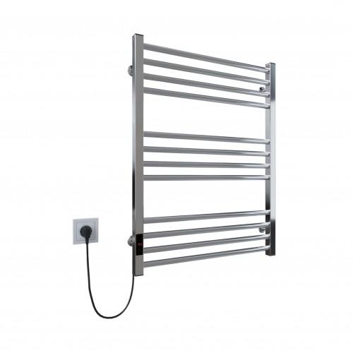 купить электрический полотенцесушитель Lima П12 600х800 Э левое подключение