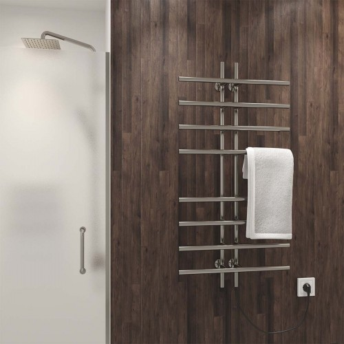 купить электрический полотенцесушитель Gray П8 60х1000 Э правое подключение