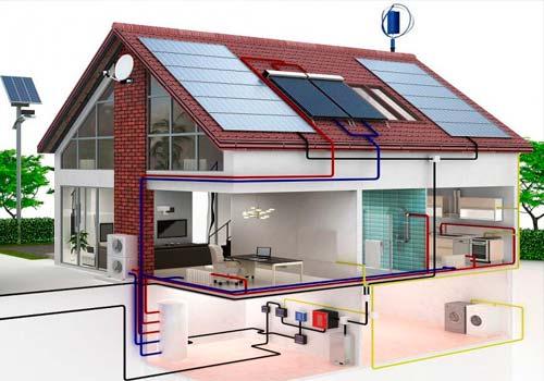 Почему лучше отказаться от центрального отопления в частном доме?
