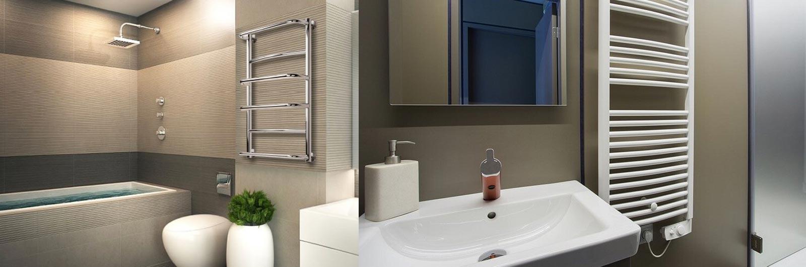 водяной или электрический полотенцесушитель выбрать