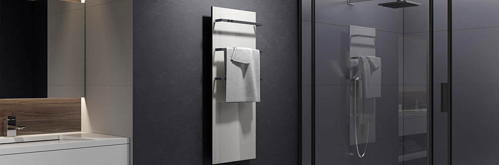 керамический полотенцесушитель: преимущества и особенности